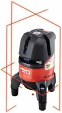 Hilti brand new multi line laser PM 4-M