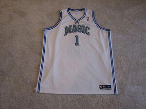 Vintage Tracy Mcgrady Reebok Orlando Magic NBA Jersey 4XL size 60