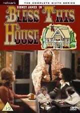 BLESS THIS HOUSE COMPLETE SERIES 6 DVD Sixth 6th Season Six UK New Sealed R2