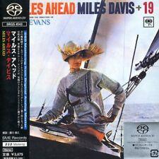 "SACD Miles Davis "" MILES AHEAD "" Gil Evans Orchestra Digipak Japan Ver. SRGS4543"