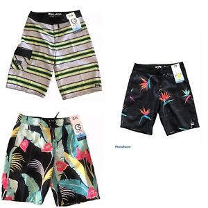2020 BILLABONG Boy's VOLLEY Board Shorts Swim Trunk SZ 8, 10, 12, 14, 16 $40-45