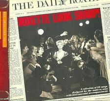 LOOK Sharp 5099968711627 by Roxette CD