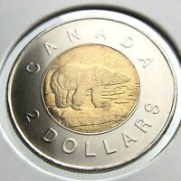 2006 Specimen Canada 2 Dollar Toonie Uncirculated Canadian Coin Two Dollar P645