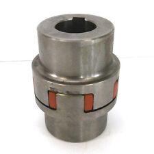 Ktr Rotex acoplamiento 48 interiorØ 45/45mm außenø 85/85 mm de longitud 138 mm Nut 14 mm