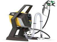 Wagner Airless Paint Sprayer Control Pro 150 High Efficiency Pump 25 ft Hose NEW