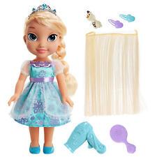NUOVO Disney congelato Style me ELSA-BAMBOLA-ASCIUGACAPELLI-Brush - Tiara-Uk Negozio