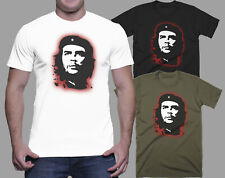 Che Guevara Military Revolution  Men T-shirt - All Size S - 5 XL