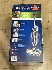Bissell Crosswave Pet Pro All in One Wet Dry Vacuum Cleaner 2328