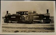 OLD TRANSPORT PHOTO POSTCARD OF TRAIN - DOUBLE ENDED