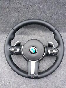 Bmw f10 f11 f12 f13 f06 f07 f01  M Sport Steering Wheel Paddle shift