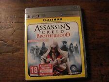 Z 12 PS3 ASSASSIN'S CREED BROTHERHOOD C103.