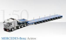 Conrad 72176 Mercedes Actros w/Goldhofer STZ-H10 Lowloader 1/50 MIB