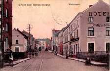 AK GRUSS AUS HERZOGENRATH KR AACHEN KLEIKSTRASSE HOTEL 1909 NORDRHEIN WESTFALEN