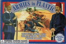 Armies in Plastic Tel-El-Kebir (1882) Egyptian Army Winter Dress 1/32 Scale 54mm