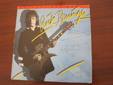 RICK DERRINGER Guitars and women AUTOGRAPHED LP