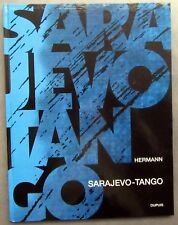 SARAVEJO TANGO HERMANN GD FORMAT TT NR SIGNE EO 1995  ENBOITAGE TTBE