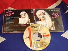 Nina Hagen-the very best of CD 1990