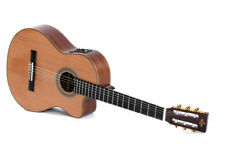 Sigma guitarra/Guitar concierto cmc-6e+ + cut + fishman eq m. zederndecke 2. elección