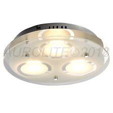 AUROLITE Modern LED 3 Lights Ceiling Light 15W 1050LM 3000K 2018 New Edition