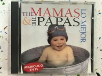 Lo Mejor De The Mamas & The Papas CD California Dreamin Twelve Monday Monday