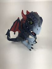 Untamed Dragon Fingerlings Blue And Red  Shockwave by WowWee