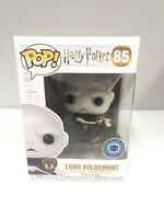 🔥 Exclusive Harry Potter Lord Voldemort Funko Pop with Nagini #85 Pop in Box 🔥
