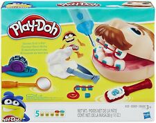 PlayDoh Doctor Drill n Fill Set Play Dentist Game Toy Play Set