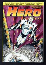 Hero Illustrated Number One 1993 VF McFarlane Talks Promo Comics Price Guide +