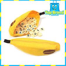 Bananagrams Banana Spelling Word Game  board game camping fun holidays