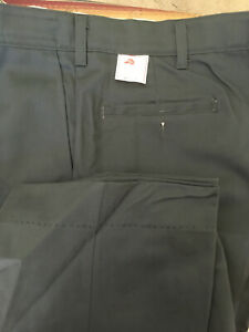 2 pair NWT men Red Kap slacks pants, men size 40x29, PC20SG2