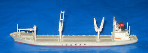 D Frachter SAN PEDRO ex HOSLTENCARRIER, Bille 91, Metall, 1:1250