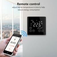 C17.GH3 LCD Screen Energy Saving WIFI Programming Heating Thermostat Time Modes