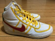 Nike Vandal HI West Indies 309427-162 Sz 10 White Green Red Athletic Mens Shoes