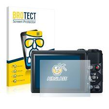 6x protector de pantalla para Canon Digital IXUS 190 claro recubrimiento protector protector de pantalla