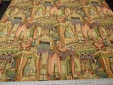 Textile Fabrics Parlor Multi Tapestry Canopy Bed Sofa Baroque Scene
