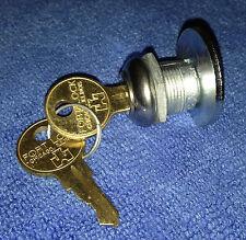 VENDO COCA COLA PEPSI MACHINE LOCK COKE V-39 V-44 V-56 V-63 V-80 V-81 Made N USA