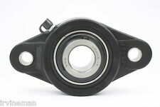 UCNFL205 25mm Bearing Thermoplastic Flanged Cast Housing 2 Bolt Mounted 17745