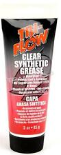 TRI-FLOW Clear Synthetic Waterproof Grease Teflon Bike Hobby Household 3oz tube