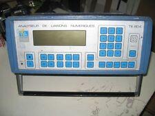 TEKELEC TE804 Analyseur Liaisons Numeriques 2048kbit/s