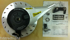 Shimano Nexus Nexave Inter-M IM70 front roller brake BR-IM70-F in Silver/Black