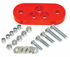 Urethane Transmission Conversion Mount, 3-Bolt Trans to Early Chassis