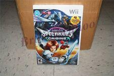 Spectrobes Origins Nintendo Wii Game NEW SEALED DISNEY