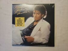 Michael Jackson - Thriller - SEALED 2016 Pop Soul Funk Epic Records Hype PERFECT