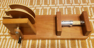 Orvis Hard Wood Fly Line Winder Tool For Fishing Line Backing - Excellent
