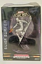 SILVER SURFER-Titanium Series Die-Cast Figure 2006 Marvel Legends ~ NEW IN BOX