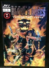 Blood & Roses: Future Past Tense #1 ~ Sky Comics ~ silver foil enchanced cover