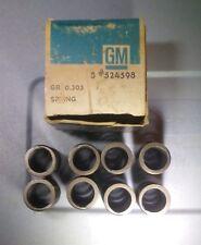 New Genuine GM OEM Set Of 8 Valve Springs 524598