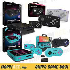 RetroN 5 Hd Gaming Nes Console�Super Nintendo Game Boy Controller Retro System