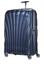 NEW Samsonite Cosmolite Hardside Spinner Case Large 81cm Midnight Blue 2.9kg