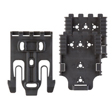 Safariland QUICK-KIT3-2 Black QLS Locking Fork Level I Retent QLS 19&2 QLS22